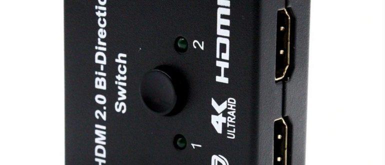 HDMI разветвитель AIXXCO